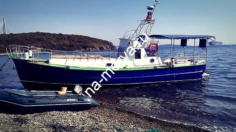 лодки катера и их цены во владивостоке